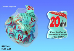 GEL DOUCHE SPECIAL     20AINE