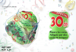 GEL DOUCHE SPECIAL     30AINE
