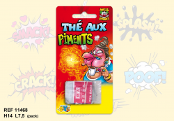 SACHET THE AUX PIMENTS
