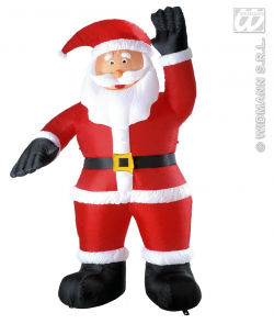 PERE NOEL GONFLABLE...