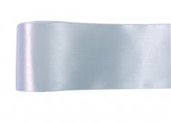 RUBAN SATIN 6CM X 5M BLANC