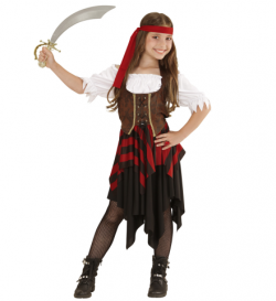 COSTUME ENFANT PIRATE FILLE...
