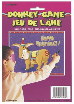 JEU DE L'ANE