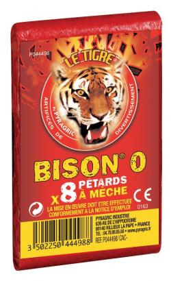 PETARD A MECHE LE TIGRE...