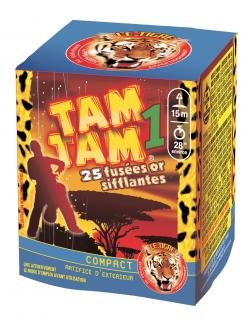 COMPACT TAM-TAM 1 25 FUSEES...