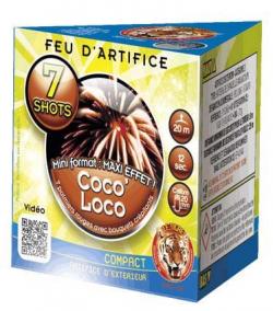 COMPACT COCO LOCO 7 SHOTS F2