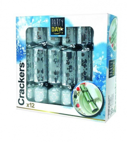CRACKERS FROSTY STYLE 25CM...
