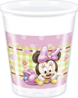 GOBELET 20CL BABY MINNIE...