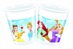 GOBELET 20CL PRINCESSES...