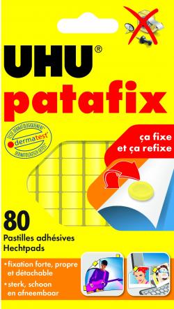 PATAFIX UHU 80 PASTILLES...