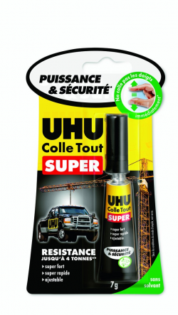 COLLE UHU STRONG & SAFE...