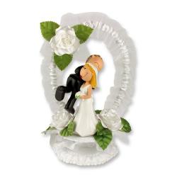 COUPLE DE MARIES...