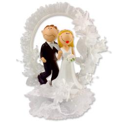 COUPLE DE MARIES AVEC...