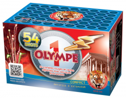 COMPACT OLYMPE I 54 COUPS...