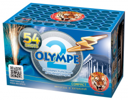 COMPACT OLYMPE II 54 COUPS...