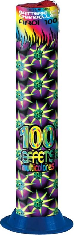 CHANDELLE BATTERIE 100...
