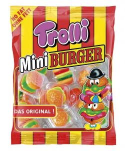 MINI BURGERS TROLLI 100G...