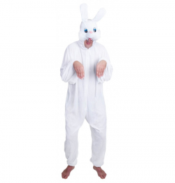 COSTUME HOMME/FEMME   LAPIN...