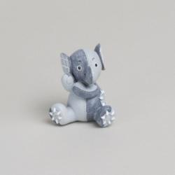 FIGURINE ELEPHANT PM 4.5CM...