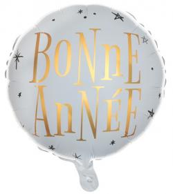 BALLON ALU BONNE ANNEE...