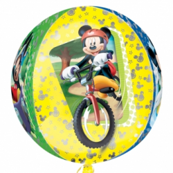 BALLON METAL ROND MICKEY...