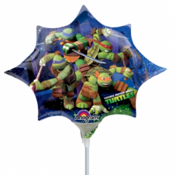 MINI BALLON METAL TORTUE...