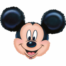 MINI BALLON METAL MICKEY...