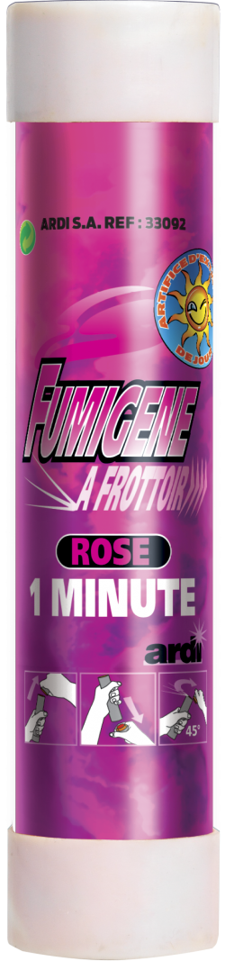 FUMIGENE A FROTTOIR 1...
