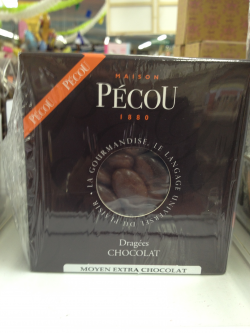 DRAGEE CHOCOLAT M EXTRA...