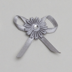 BOUTONNIERE NOEUD DIAMANT...