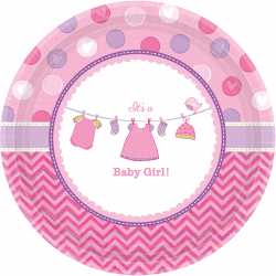 ASSIETTE BABY SHOWER LOVE...